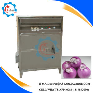 Full Automatic Onion Peeling Machine pictures & photos