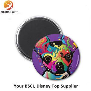 Printing Logo Waterproof Cute Dog Fridge Magnet pictures & photos