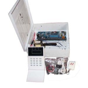 DIY Wired/Wireless PSTN Home Security Alarm with GPRS pictures & photos
