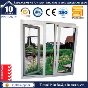 Aluminium Tilt and Turn Window (SERIES NH52) pictures & photos