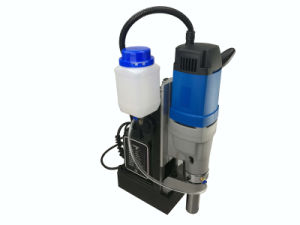 DMD-35T small electric core drill portable 10000N magnetic drill pictures & photos