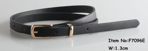 2017 Fashion PU Belts for Womens (F7096E) pictures & photos