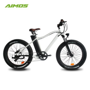 500W New Fat Tire Mountain Electric Bike with Reasonable Price pictures & photos