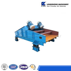 High Quality Vibrating Screen for Ore Dehydration pictures & photos