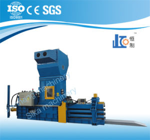 Hba40-7272 Full Automatic Horizontal Baling Press for Pet Bottle, Plastic film pictures & photos