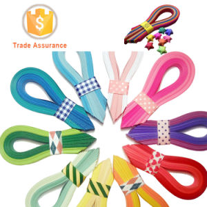 Pearl Color Strip Quilling Paper pictures & photos