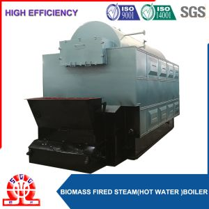 Wood Fired Hot Water Boiler for Community Heating pictures & photos