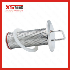 Sanitary Grade Butt Weld Y Type Strainer Filter pictures & photos