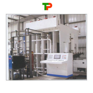 Lamination Hot Press Machine for Door Short Cycle pictures & photos