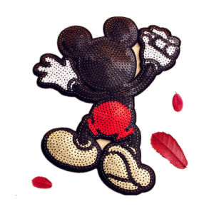 Iron on Floral Patches Embroidered Appliques DIY Decoration or Repair, Sew on Patches for Clothing Backpacks Jeans Caps Shoes pictures & photos