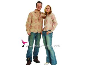 Men And Women′s Leisure Shirt