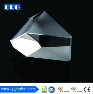 50.9X50.9X44.4mm N-Bk7 Uncoated Optical Roof Prism