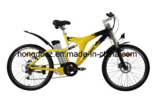 Lithium Battery MTB Electric Bike for Cool Guy pictures & photos