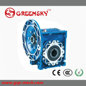 Nmrv Low Speed Rpm Right Angle Worm Gearbox pictures & photos