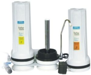 UV Water Filter 2stage (RY-UV-4) pictures & photos