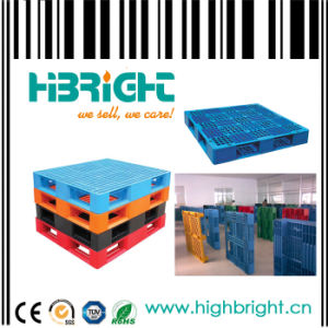 Heavy Duty Plastic Pallet Reinforced pictures & photos