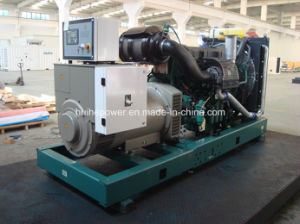 500kVA Genset with Volvo Diesel Engine of Open Type pictures & photos