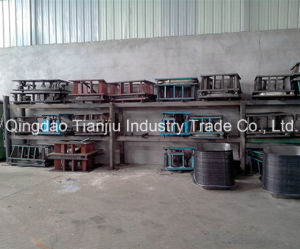 Wheelbarrow Stainess Steel Tray Mould pictures & photos