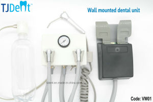 Small Size Convenient Wall Hanging Type Dental Unit (VW01) pictures & photos
