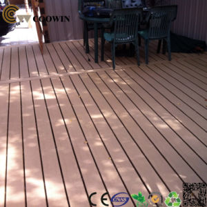 High Strength WPC Solid Decking pictures & photos