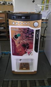 How to Operate Coffee Vending Machine for Chile Market F303V pictures & photos