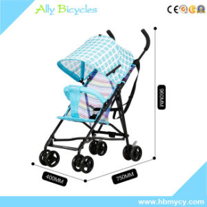 Baby Buggy Umbrella Stroller Portable Shockproof Stroller Baby Carriage pictures & photos