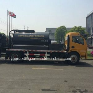 Metong New Product Antiskid Fog-Sealing Asphalt Distributor Lmt5124glqw pictures & photos