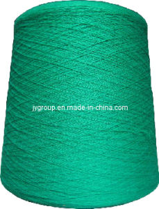 100% Grace Quality Colored Polyester Yarn