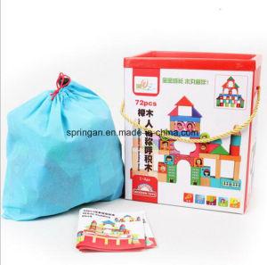72 PCS Geometric Shape Building Blocks Toys DIY pictures & photos