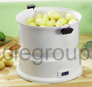 Automatic Potato Peeler with Salad Spinner Attachment (CIE-P01)