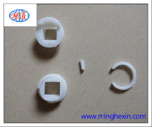 White Plastic Molding Component with ISO SGS