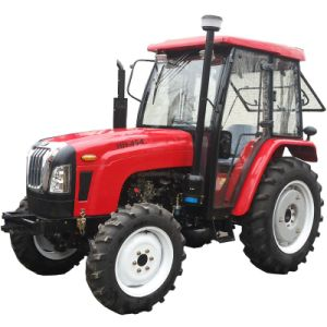 Chhgc 45HP 4WD Agricultural Farm Wheel Tractors for Sale pictures & photos