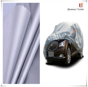 Polyester Silver Coated Oxford Fabric for Car Cover