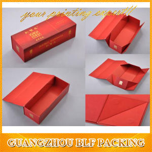 Folding Cardboard Cigarette Gift Box pictures & photos