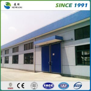 H Steel Beam Prefabricated House for Sale pictures & photos
