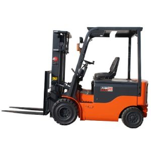 Famous 2000kg Electric Forklifts with AC Motor pictures & photos
