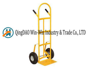 Hand Trolley Ht1833 Hand Truck Wheel pictures & photos