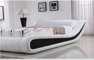 New Arrive! Designed Modern Leather Beds for Bedroom pictures & photos