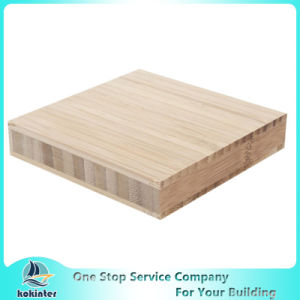 Carbonized/Caramel Color Multilayer Flat H Plate Bamboo Panel 26-30mm pictures & photos