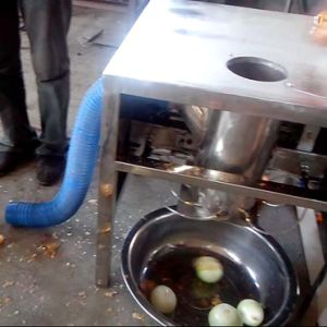 Lyjh-Y Onion Peeling Machine Food Processing Machine pictures & photos