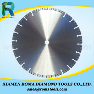 Romatools Diamond Saw Blades for Reinforced Concrete/Stone/Granite Cutting pictures & photos