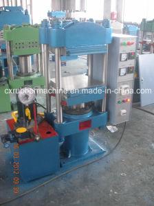 Lab Platen Hot Vulcanizing Press/Plate Vulcanizer Press pictures & photos