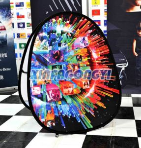 2016 Pop up Banner Stand/Custom Display Banner pictures & photos