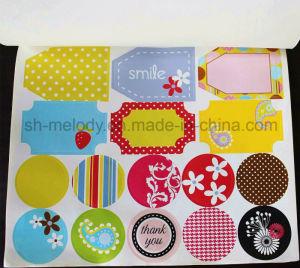 Decorative Cartoon Paper Sticker Book for Children pictures & photos