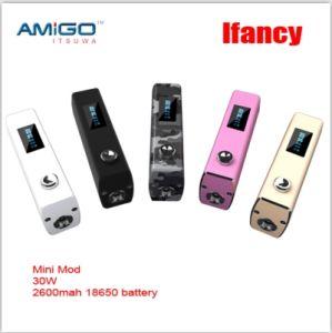 Amigo Itsuwa 30W Mini Mod Ifancy Mod