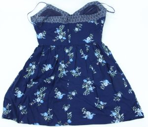 Printed Brace Ladies Dress with Cup pictures & photos