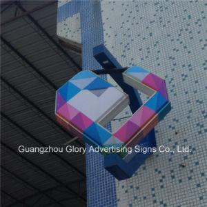 Heart Shape Light Box/Irregular Shape Light Box pictures & photos