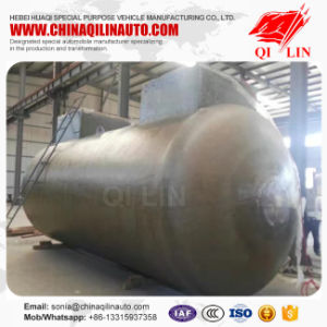 Double Layer Fuel Storage Tank with Single Compartments pictures & photos