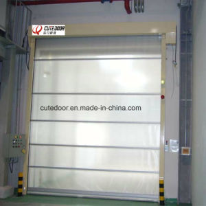 Industrial Automatic High Speed Shutter Door with CCC Certification pictures & photos