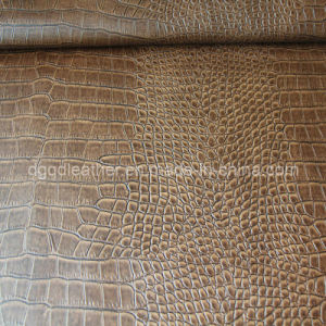 Best Selling Furniture Semi-PU Leather (QDL-FS003) pictures & photos
